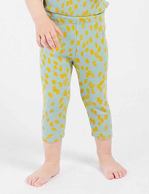 [BOBO CHOSES] Animal Print Leggings [6-12m]