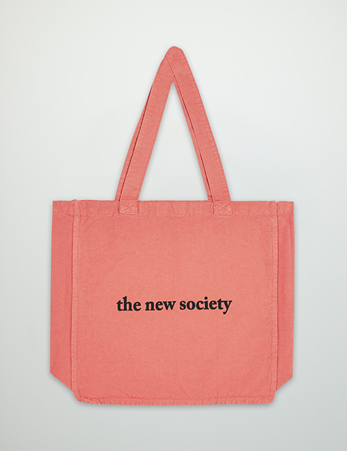[THE NEW SOCIETY]  TNS BAG SS21 _  CORAL