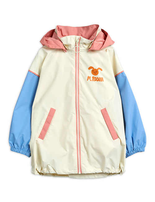[MINI RODINI] Windbreaker _ Off white[92/98, 104/110, 116/122, 128/134]