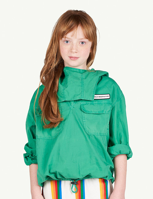 [T.A.O]CARP KIDS JACKET _GREEN [2Y]