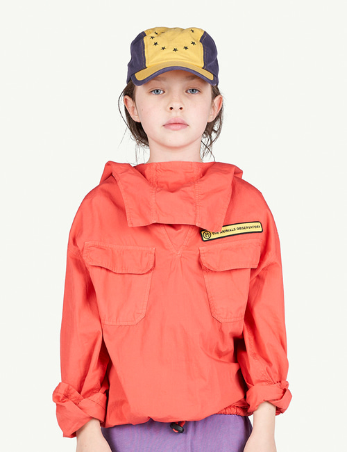 [T.A.O]CARP KIDS JACKET _ RED [2Y,3Y]
