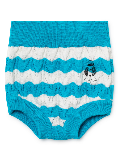 [BOBO CHOSES] Paul's Knitted Culotte [18-24M, 24-36M]