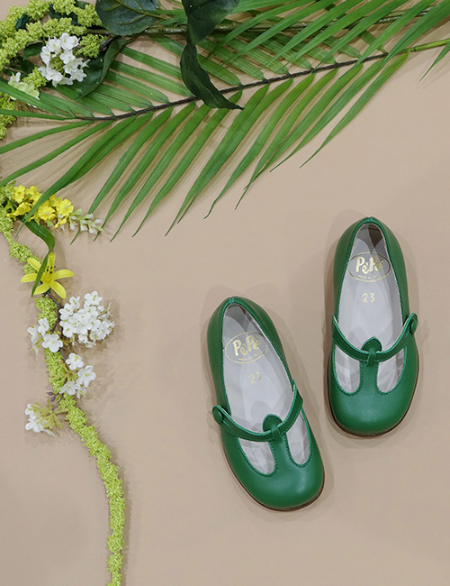 [PEPE SHOES] 1195 _ GREEN [30]