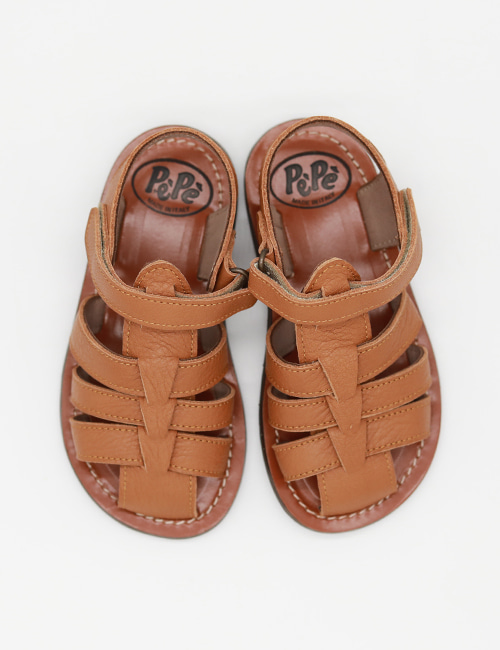 [PEPE SHOES]1250 _ Cuoio[28,31]