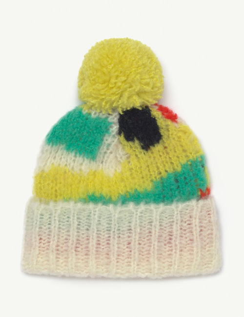 [T.A.O] PONY BABY HAT  MULTICOLOR
