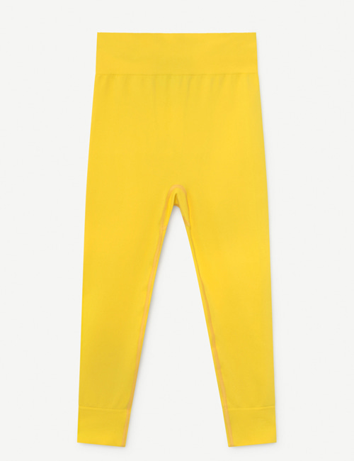 [T.A.O] ALLIGATOR KIDS LEGGIN  Yellow [7-9Y]
