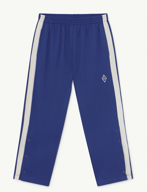 [T.A.O] HORSE KIDS+ TROUSERS  BLUE LOGO[8Y]