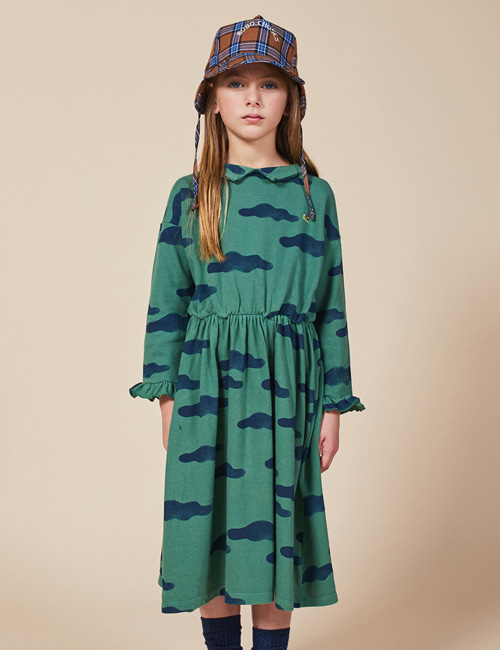 [BOBO CHOSES] Clouds All Over Dress