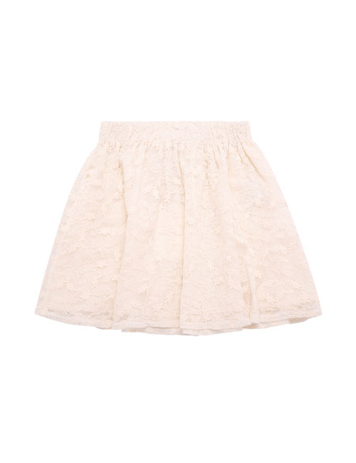 [THE NEW SOCIETY] CHIARA SKIRT _ NATURAL[4Y]