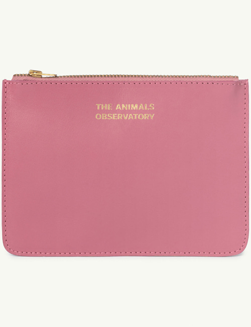 [T.A.O] ONESIZE PURSE PINK THE ANIMALS