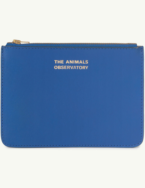 [T.A.O] ONESIZE PURSE BLUE THE ANIMALS