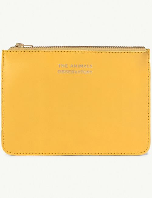 [T.A.O] ONESIZE PURSE YELLOW THE ANIMALS