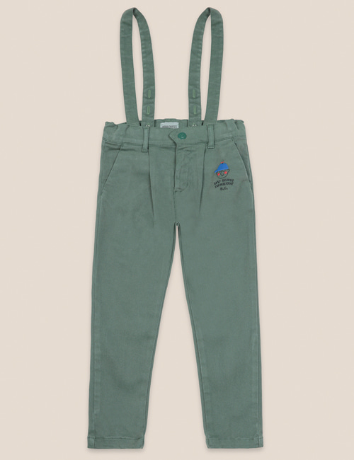 [BOBO CHOSES] Boy Patch Braces Pants [2-3y, 4-5y, 6-7y, 8-9y, 10-11y]