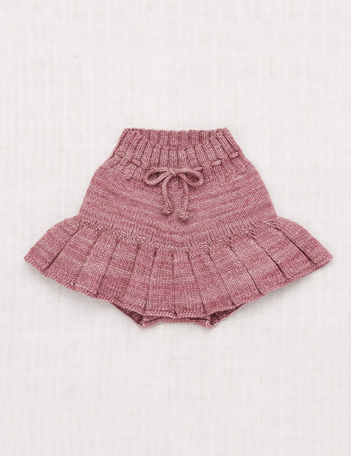 [MISHA AND PUFF]Skating Pond Skirt_Antique Rose