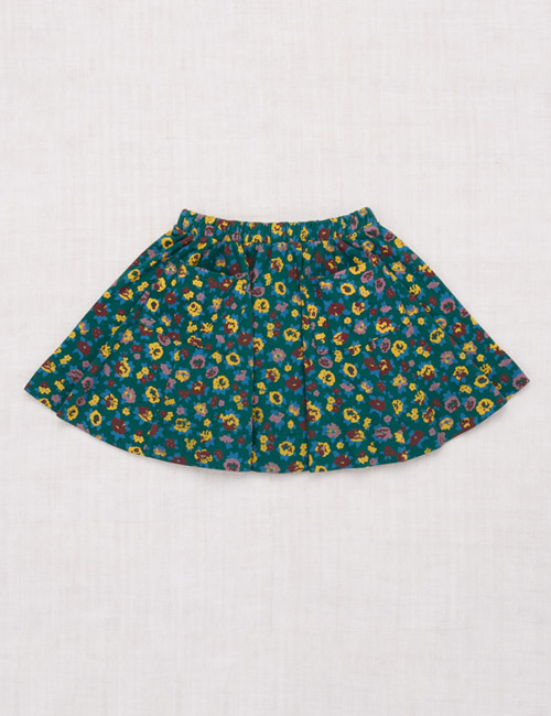 [MISHAANDPUFF]Circle Skirt _ Laurel Brimfield Print