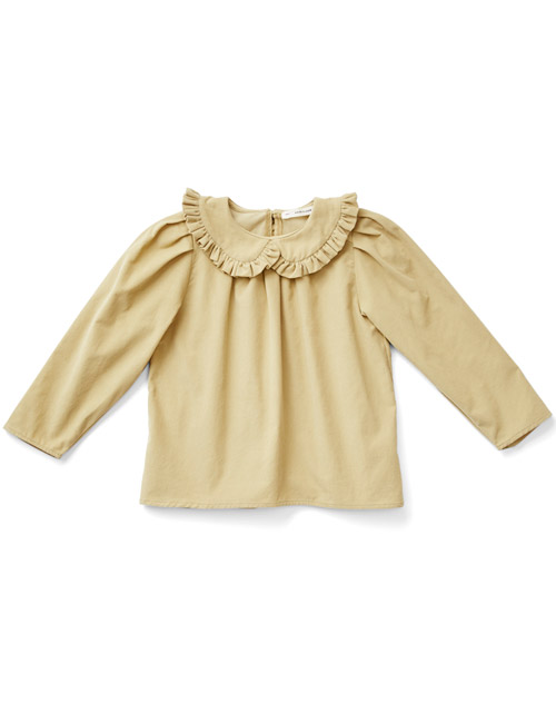 [SOOR PLOOM]Astrid Blouse, Maize