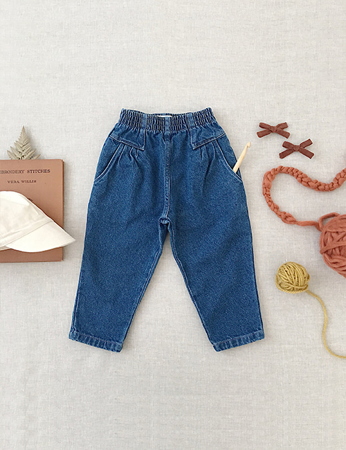 [SOOR PLOOM]Retro Jean _ Denim