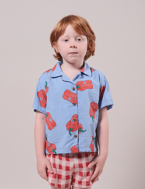 [BOBO CHOSES] Vote For Pepper All Over Shirt
