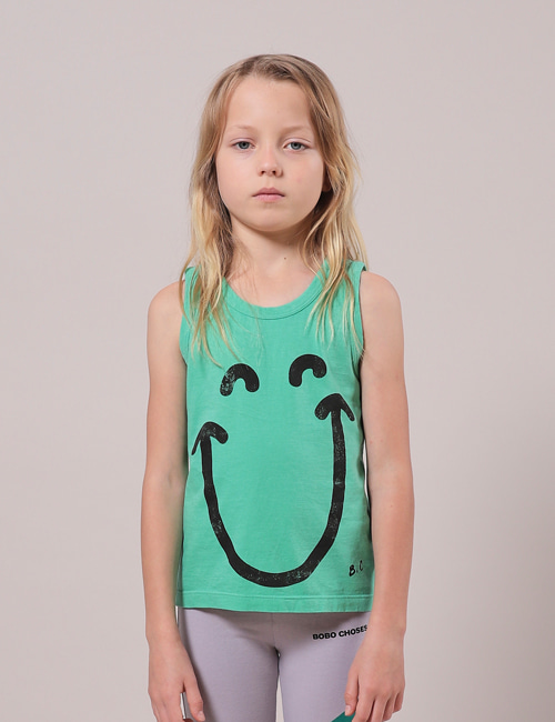 [BOBO CHOSES] Big Smile Tank Top