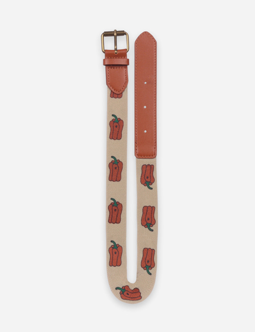 [BOBO CHOSES]  Vote For Pepper Elastic Belt[60cm(S), 75cm(M)]