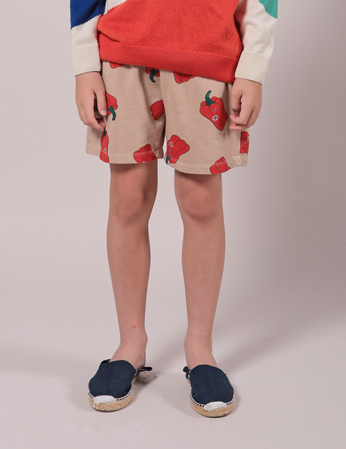 [BOBO CHOSES] Vote For Pepper All Over Fleece Bermuda