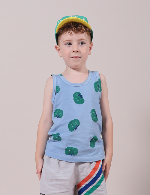 [BOBO CHOSES] Tomatoes All Over Tank Top[6-7y, 8-9y, 10-11y]