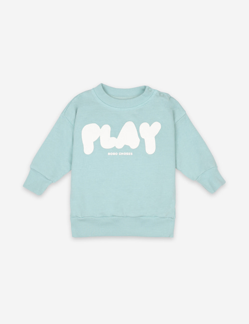 [BOBO CHOSES] Play Sweatshirt[18-24m, 24-36m]