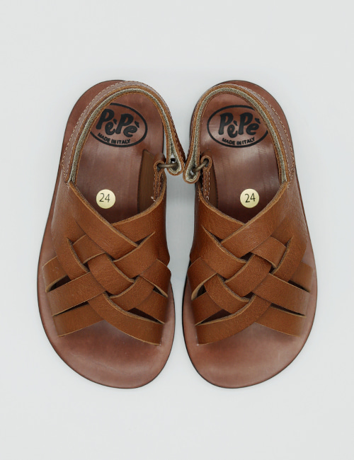 [PEPE SHOES] 1266 _  BROWN[26,31]