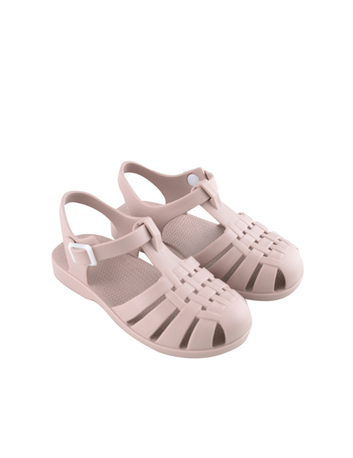 [TINY COTTONS]  JELLY SANDALS _ dusty pink [30]