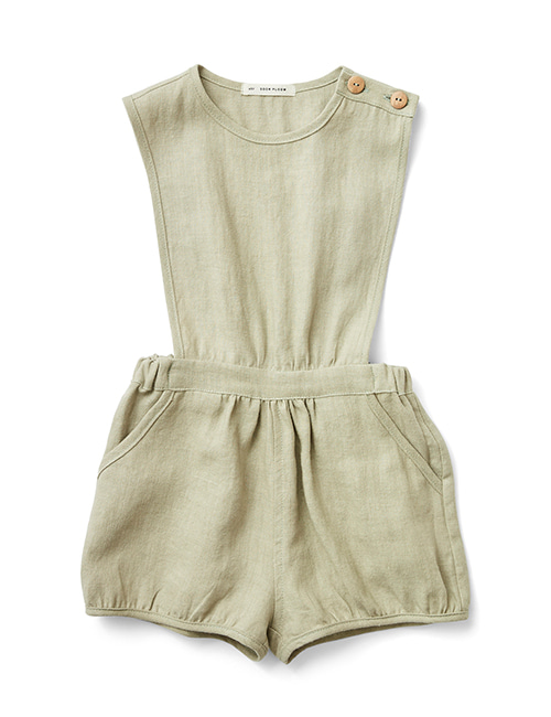 [SOOR PLOOM] FERNANDA PLAYSUIT - Pond[ 6-7Y,8-9Y]