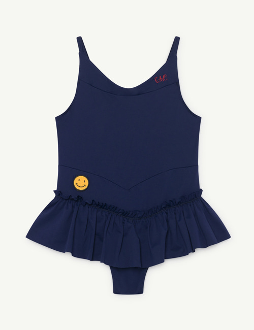 [T.A.O] CLOWNFISH KIDS SWIMSUIT _ NAVY BLUE TAO [2Y, 4Y]