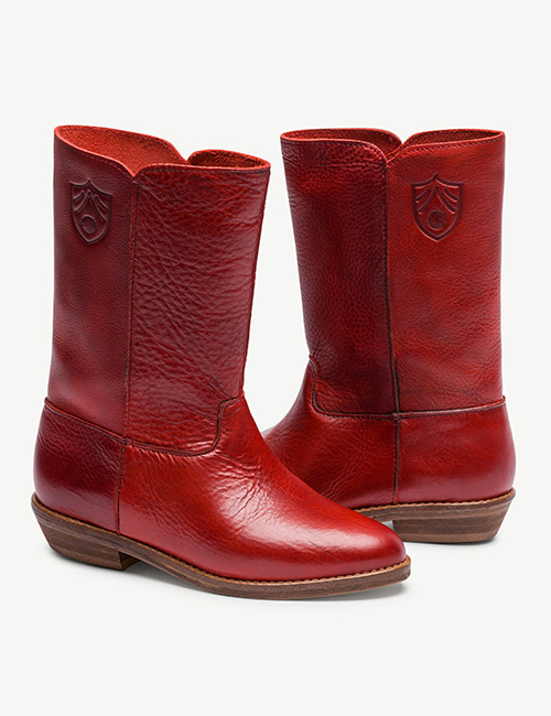 [T.A.O]COYOTE SHOES BOOTS MAROON LOGO [28,29]