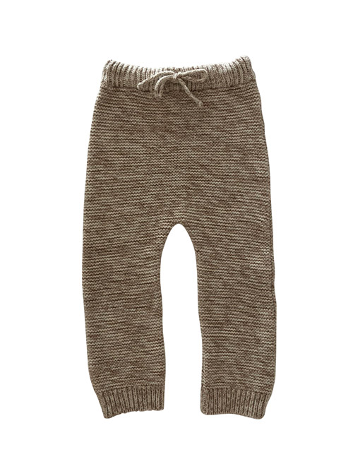 [LIILU]KNIT TROUSER