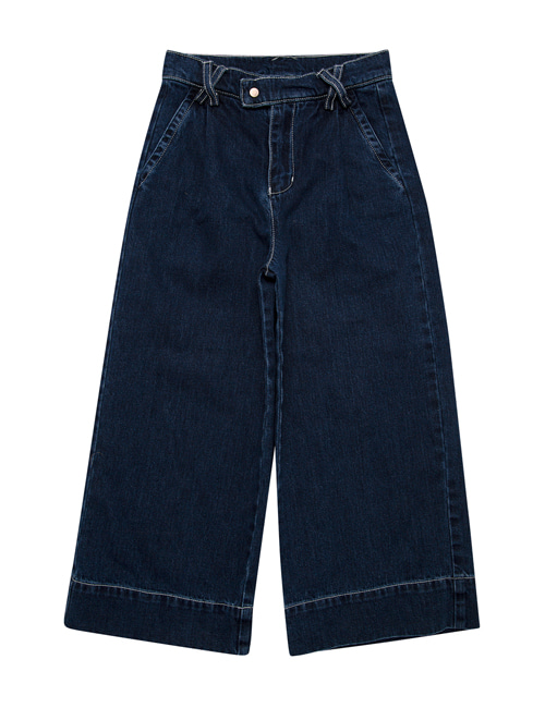 [THE NEW SOCIETY]  SEAN PANT  _ DENIM DARK BLUE [8Y]