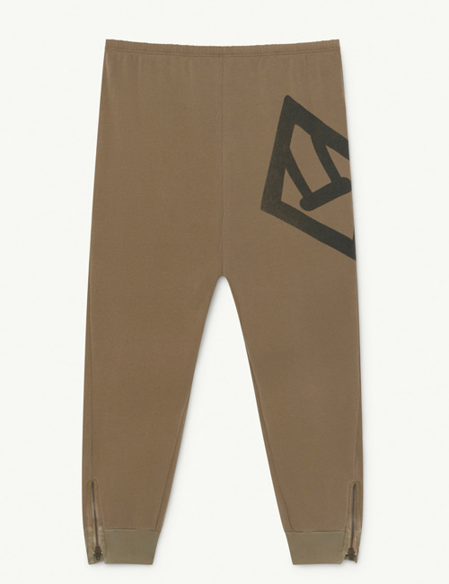 [T.A.O] PANTHER KIDS TROUSERS Green Logo [3Y, 6Y, 8Y, 10Y]