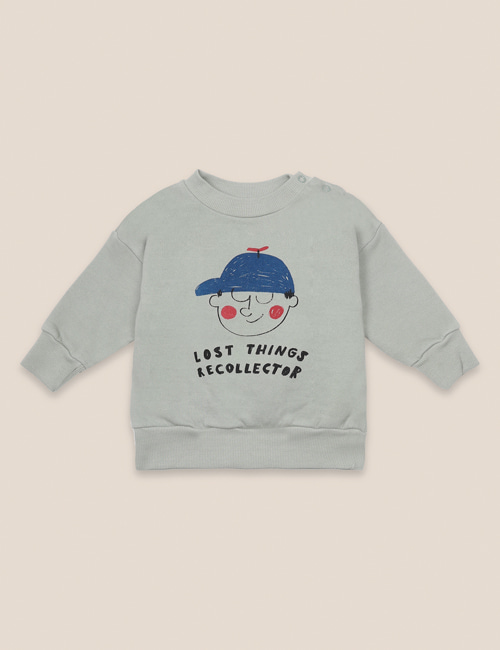 [BOBO CHOSES] Boy Sweatshirt [18-24m]