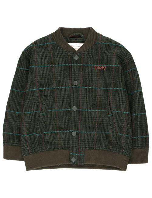 [TINY COTTONS] TWEED BOMBER JACKET _ multicolor [6Y, 8Y, 10Y]