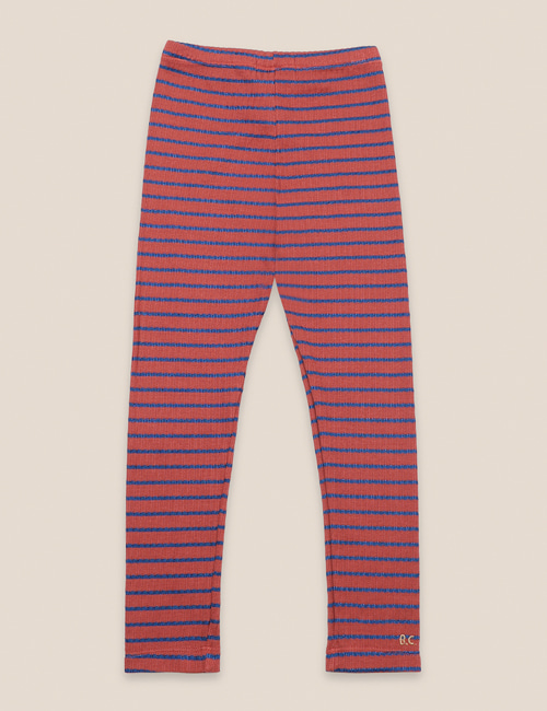 [BOBO CHOSES] Striped Leggings [4-5y]