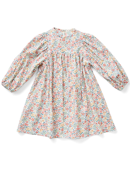 [SOOR PLOOM]Clementine Dress, Floral[4Y]