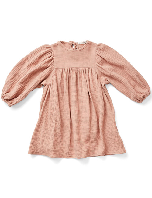 [SOOR PLOOM]Clementine Dress, Henna