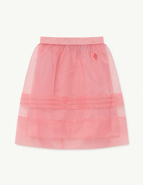 [T.A.O]  BLOWFISH (AND UNDERSKIRT) KIDS SKIRT _ Soft Pink