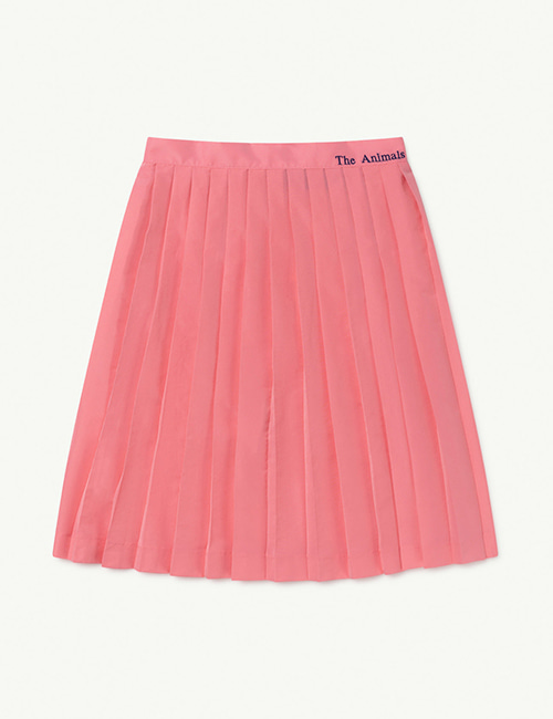 [T.A.O]  CAT KIDS SKIRT _ Pink The Animals