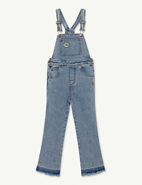 [T.A.O]  ANTELOPE KIDS JUMPSUIT_ Denim TAO