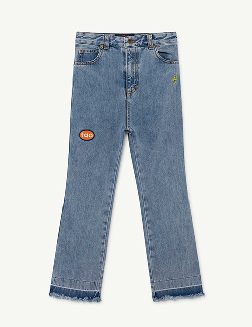 [T.A.O]  CONDOR KIDS TROUSERS _ Denim TAO