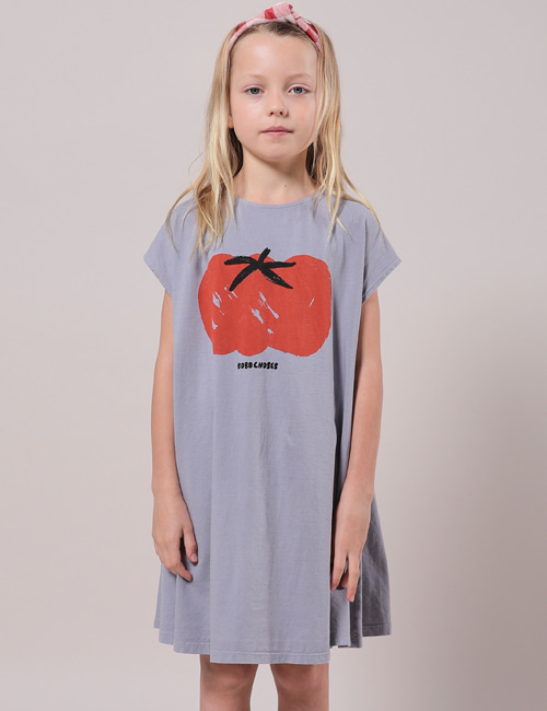 [BOBO CHOSES] Tomato Jersey Dress[2-3y, 8-9y]