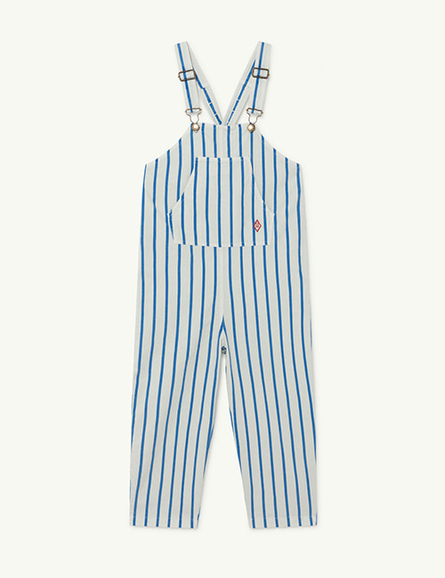 [T.A.O]  MAMMOTH KIDS JUMPSUIT _ White Stripes