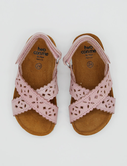 [PEPESHOES] TWO CON ME BK12 ROSA [22,27,28]