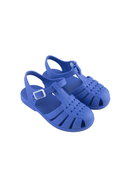 [TINY COTTONS]  JELLY SANDALS _ iris blue[23, 24, 25, 26, 27, 28, 30]